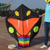 Baite Outdoor Nylon Kites Cerf Volant Cobra Kite for Children Parachute Pipas Cometa Voladora Stunt Kite Surf Flying Kites