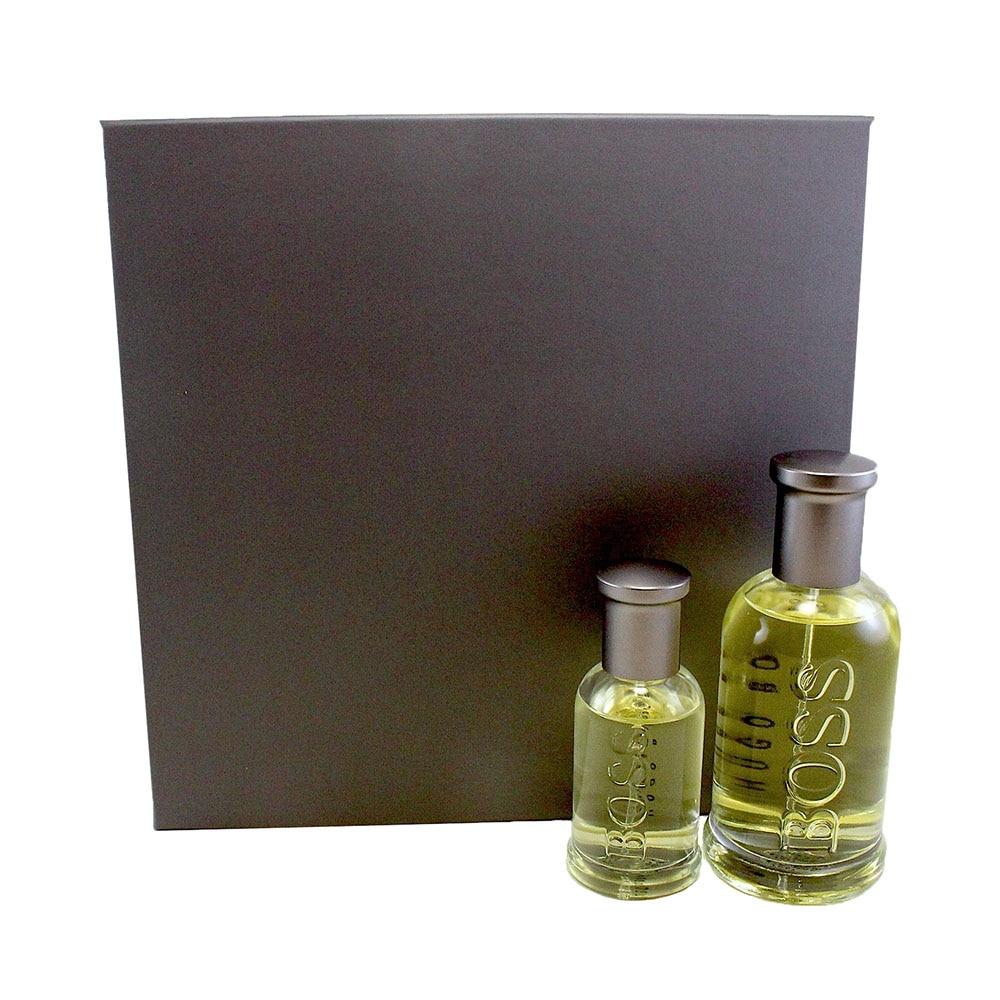 Boss 6 2 Pc. Gift Set Eau De Toilette Spray 3.3 Oz / 100 Ml + Eau De Toilette Spray 1.0 Oz / 30 Ml ) for Men eau sensuelle by rochas for women eau de toilette spray 3 3 oz 100 ml