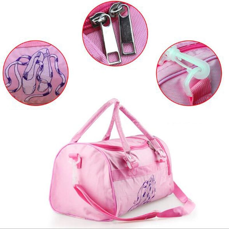 e30465f2f06 ... Bag For Girls Canvas Pink Ballerina Kids Handbag. Size Information   QQ20180203163918. Product Details  QQ20180203163926 QQ20180203164252
