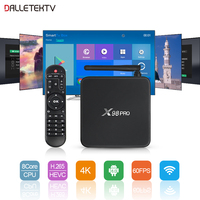 Android TV Box WiFi 2.4G+5.8G S912 Octa core 2GB+16GB 3GB+32GB H.265 4K Support BT4.0 1000M LAN TV Box Android Set Top Box