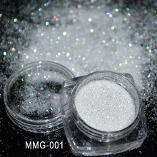 Effect Glitter Sequins Iridescent Nail Star Dust 5 grams1 Box or 1 oz - Perfect for Soap Making ~ Polish Resin
