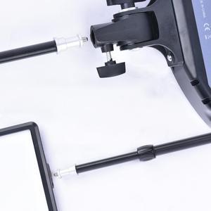 Image 4 - Fusitu FT 190B 2.2m Led ışık standı taşınabilir Tripod kafası Softbox fotoğraf stüdyosu fotoğrafik işık flaş şemsiye reflektör