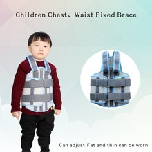 Protection and Fixation of Vertebral Injury Fracture with Lumbar Fixation Frame and Thoracolumbar Orthopedic Device in Children thoracolumbar orthosis adjustable lumbar spine after fixation brace bracket thoracic compression fracture support