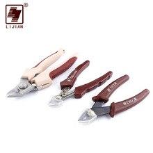 LIJIAN, мини стальные электронные кусачки, ножницы, резак для проволоки, инструменты для ремонта электронной промышленности, ручной инструмент