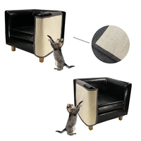 Cat Scratch Board Pad Furniture Protect Sisal Scratcher Mat Claws Care Cat Toy Sofa Scratching Post Protect