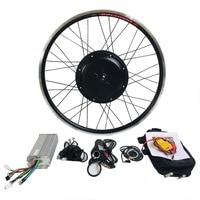 Free shipping 26 48v 1000w e bike front kit , electric bike conversion kit for 20 24 26 700C 28