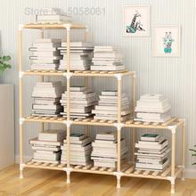 Многофункциональный твердый деревянный простой стеллаж для обуви шкаф для обуви Полка книжная полка хранение мусора многоцелевой