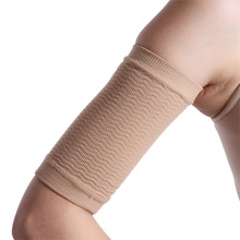 One pair Thin Forearms Hands Shaper Burn font b Fat b font Belt Compression Arm Slimming