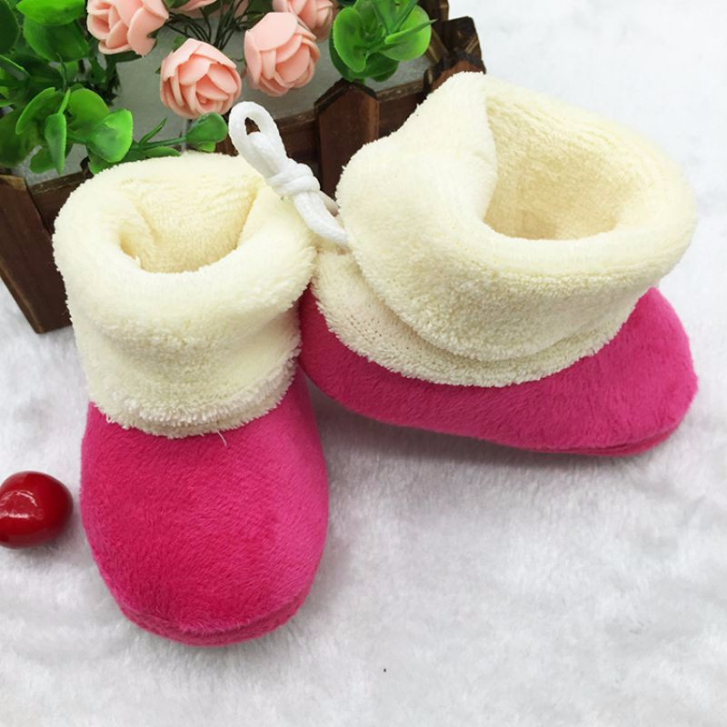 Baby Winter Warm Snow Boots