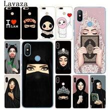 Lavaza Muslim Islamic Woman In Hijab Face Gril Phone Case