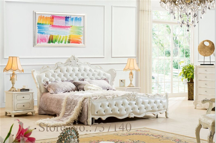 Bedroom Furniture Wooden Bed Leather Bed Buying Agent Wholesale Price