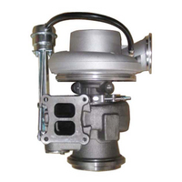 Radient Turbocharger HX55W HE500WG Turbo 4043708 4043707 4955714 for Holset Cummins Industrial Diesel Engine QSM ISM ISM