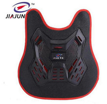JIAJUN Childrens Professional Vests Kids Motorcycle Protective Gear Back Support Motocross Ski