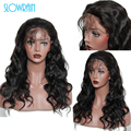 Malaysian Virgin Hair Lace Front Human Hair Wigs For Black Women 150 High Density Loose Wave Glueless Full Lace Human Hair Wigs