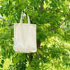New Eco Cotton Tote Reusable Women Storage shoulder Shopping Bag Beach Handbags Grocery fruit bags CT001 1