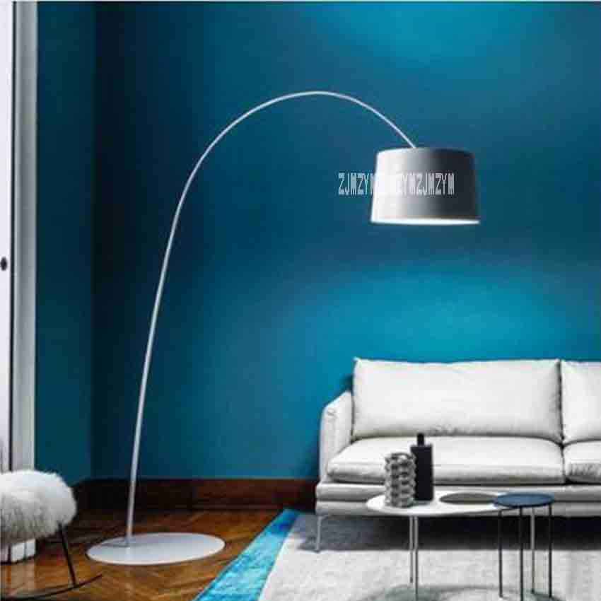 SG-L004 Nordic Modern Fashion Floor Lamp Creative Personality Study Living Room Bedroom Fishing Floor Lamp 110V/220V 15~20m2
