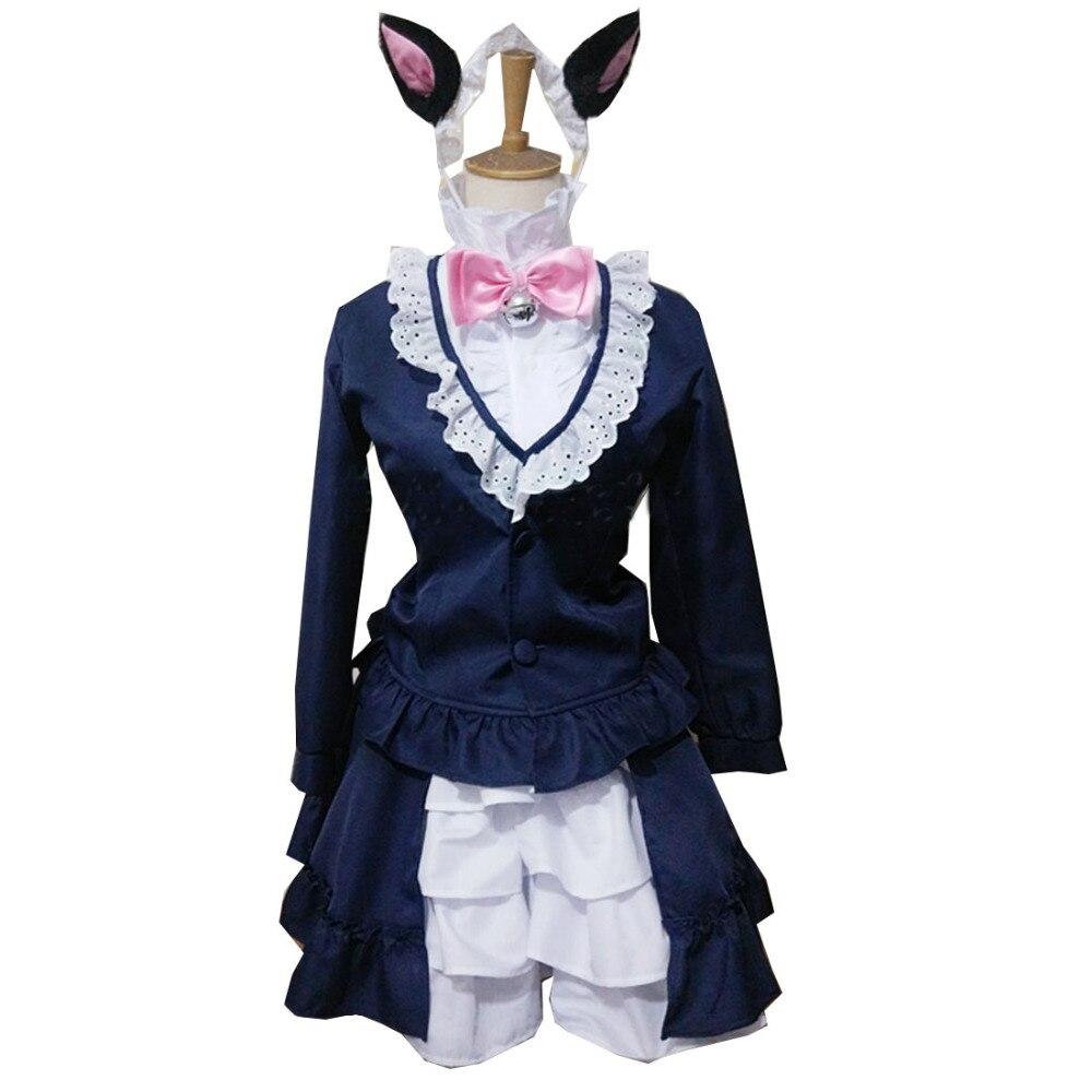 2017 показать рок Шиан голубой hijirikawa Косплэй костюм Tailor Made
