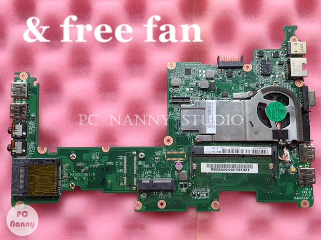 PCNANNY Pour Acer Aspire One D270 Carte Mere Atom N2600 16 Ghz MB SGA06