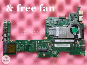 PCNANNY per Acer Aspire One D270 Scheda Madre Atom N2600 1.6 GHz MB. SGA06.002 MBSGA06002 DA0ZE7MB6D0 mainboard Notebook(China)