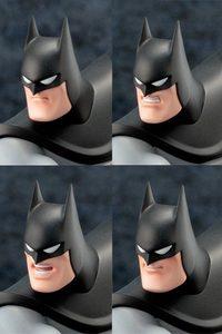 ARTFX + Статуя DC Бэтмен мультсериал 1/10 масштаб предварительно окрашенный набор для сборки фигурки, модель 8