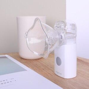 Image 3 - جهاز الاستنشاق الصغير القابل للحمل من Youpin Jiuan Andon جهاز الإستنشاق صغير محمول باليد جهاز التنفس للأطفال والكبار علاج السعال