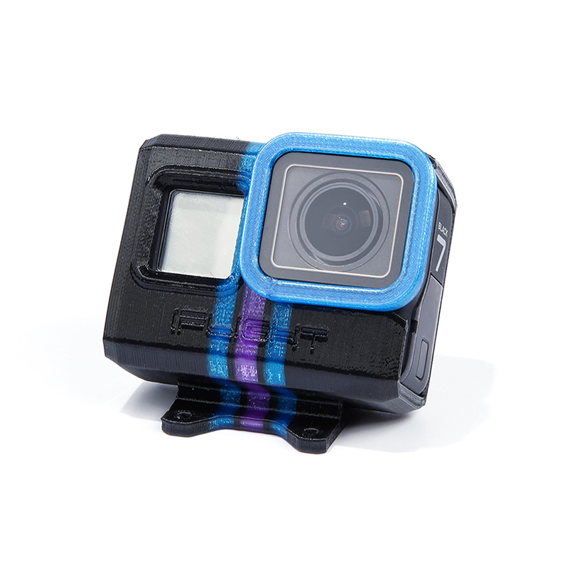 JMT 3D Printed Printing TPU Camera Mount Protection Seat for iFlight XL lowrider