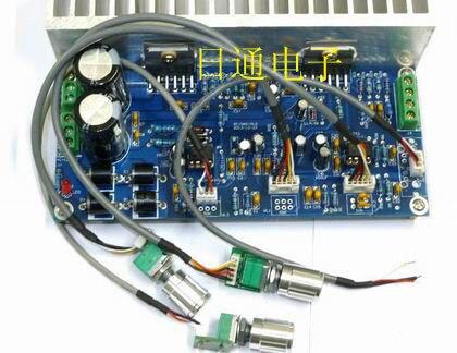 Tda7265 21 Subwoofer Channel Amplifier Board Finished On Aliexpress