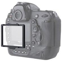 Оптический Стекло защитное покрытие ЖК-экрана для Nikon D750 D850 D500 D7500 D5 D4s D800 D810 Камера DSLR Экран защитная пленка