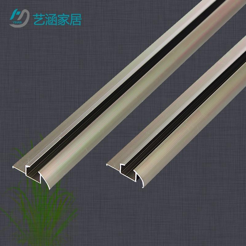 Achetez en gros porte coulissante rail en ligne des grossistes porte coulissante rail chinois for Roue porte coulissante placard
