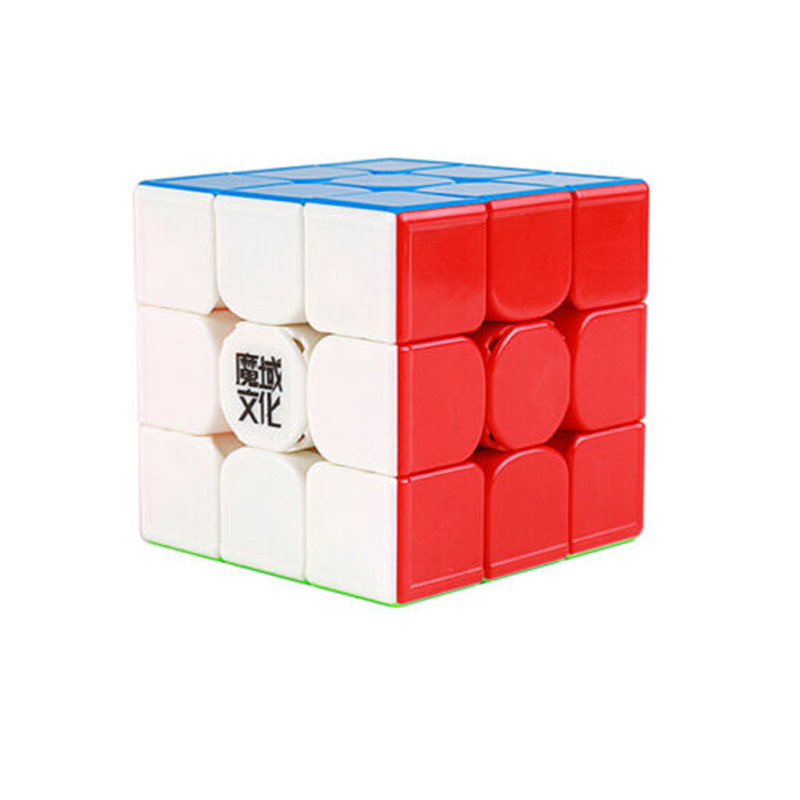 Moyu WeiLong GTS 3M 3x3 Magnetic Magic Cube Twisty Puzzle Funny Toys Multi Color Fast Ultra