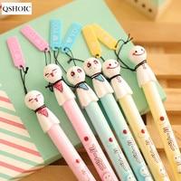 30pcs Lot AR02 South Korea Stationery Sunny Doll Fresh And Lovely Black Pen Neutral Pen And