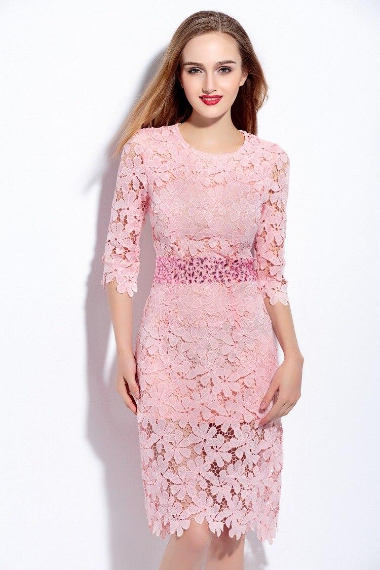 Lujoso Vestido Rosa Y Blanco Vestido De Fiesta Imágenes - Ideas de ...