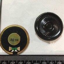 10 шт. 1 Вт 8R 1 Вт 8ohm Диаметр динамика 40 мм динамик