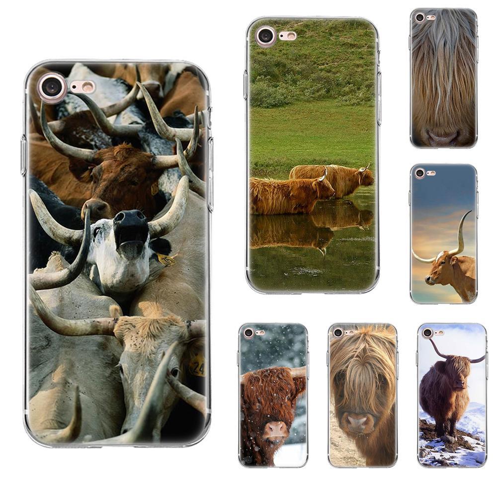 Bullfight Texas cattle High Quality Phone Accessories Case For LG G2 G3 mini spirit G4 G5 G6 K4 K7 K8 K10 2017 V10 V20 V30