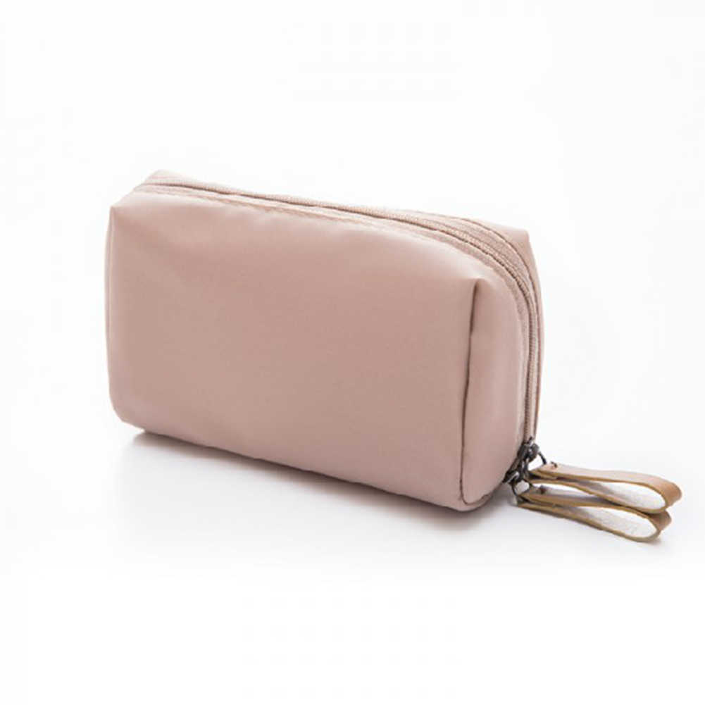 Women Nylon Cosmetic Bag Small Make Up Organizer Storage Bags Waterproof  Travel Necessities Bag WML99 1744f344f8