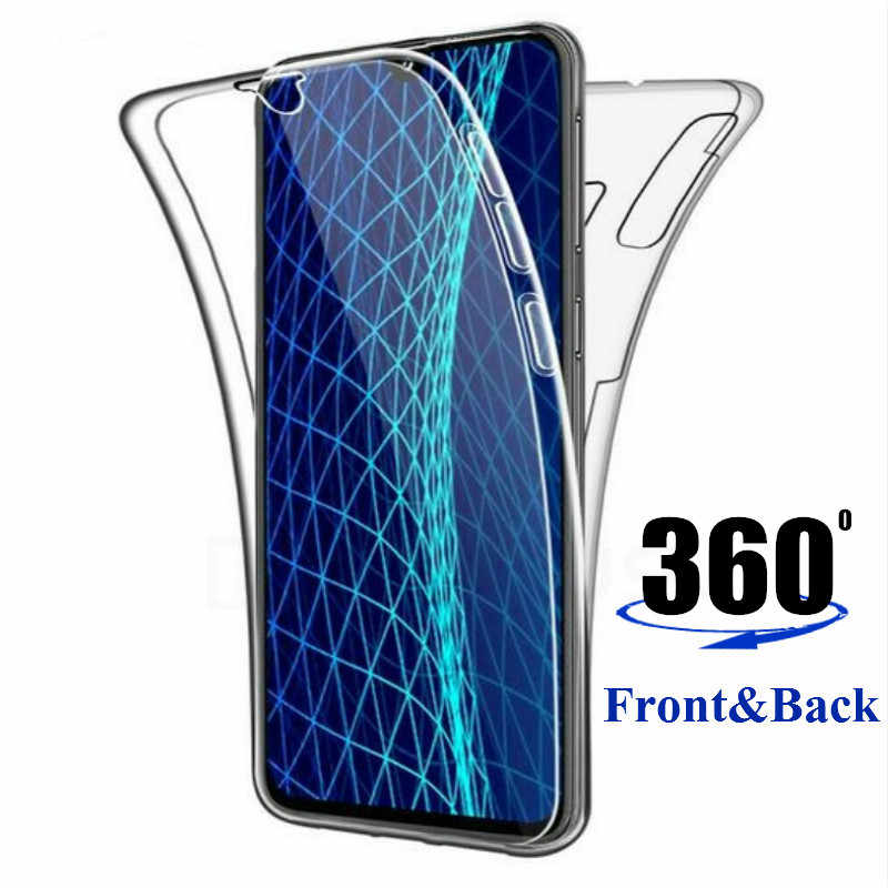 360 Full Body Case For Samsung Galaxy A50 A40 A30 A10 Case Shockproof Shell For M10 S10E S8 S9 S10 J6 J4 Plus A7 2018 Case Coque