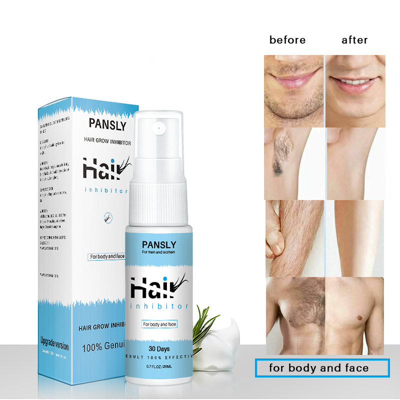 Unisex Inhibits Hair Growth Sprays Whole Body Prevents Hair Growth Being Mild Non-Irritating  Depilatory Products TSLM2
