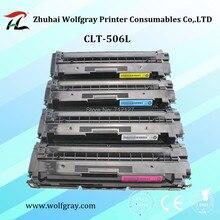 Compatible Remanufactured CLT-506L color toner cartridge for SAMSUNG CLP680 CLX6260