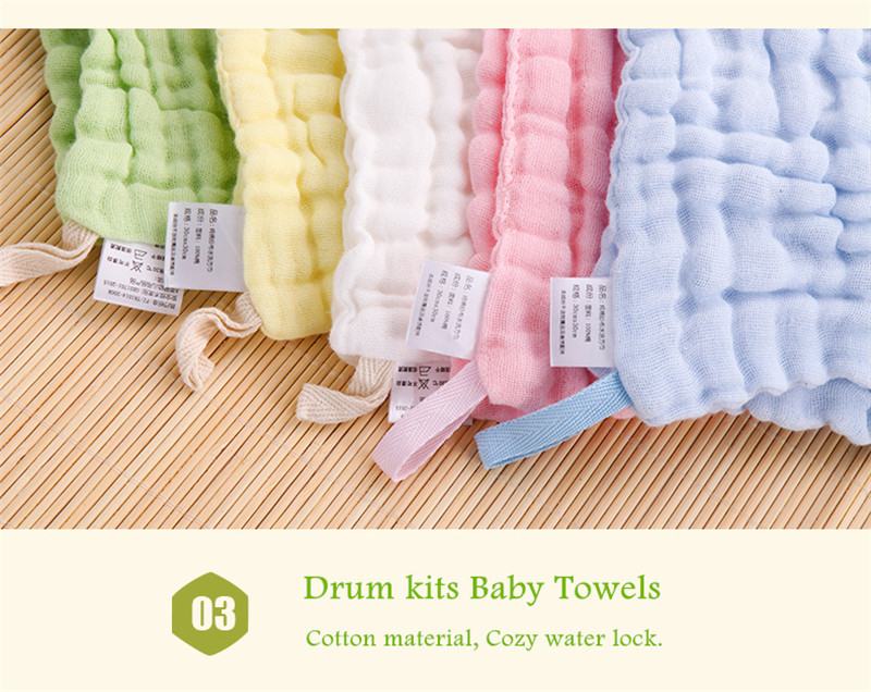 Cotton Baby Towel 25