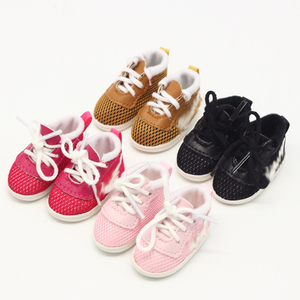 5.5*2.8cm 14-INCH bjd Girl dolls sports shoes 20cm EXO dolls mini shoes Accessories toys(China)