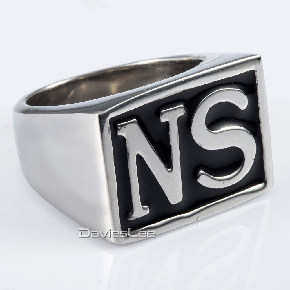 https://ae01.alicdn.com/kf/HTB115oyHVXXXXbJXVXXq6xXFXXXW/Super-Sons-of-Annarchy-N-Roll-Punk-Black-Silver-Color-Carved-Letter-NS-SO-Pair-Mens.jpg