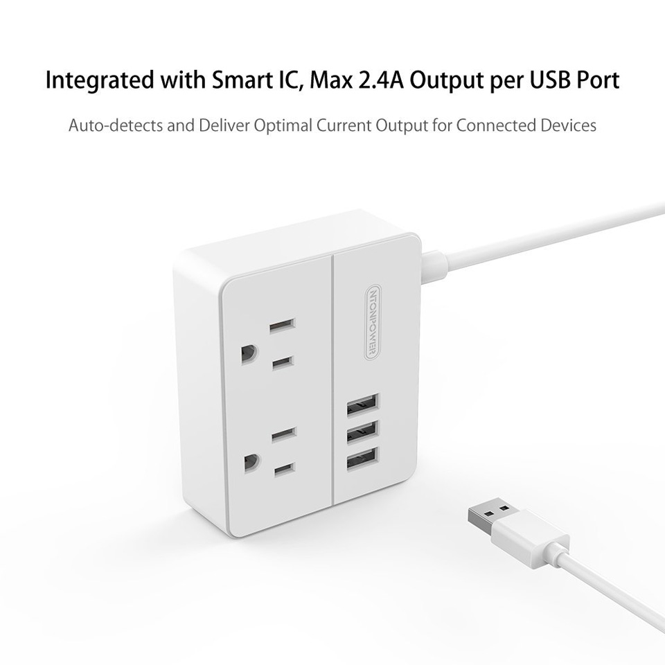NTONPOWER OSP Travel US Electrical Plug Socket (4)