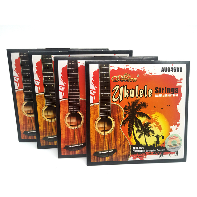 Warm Bright Tone Ukulele Strings
