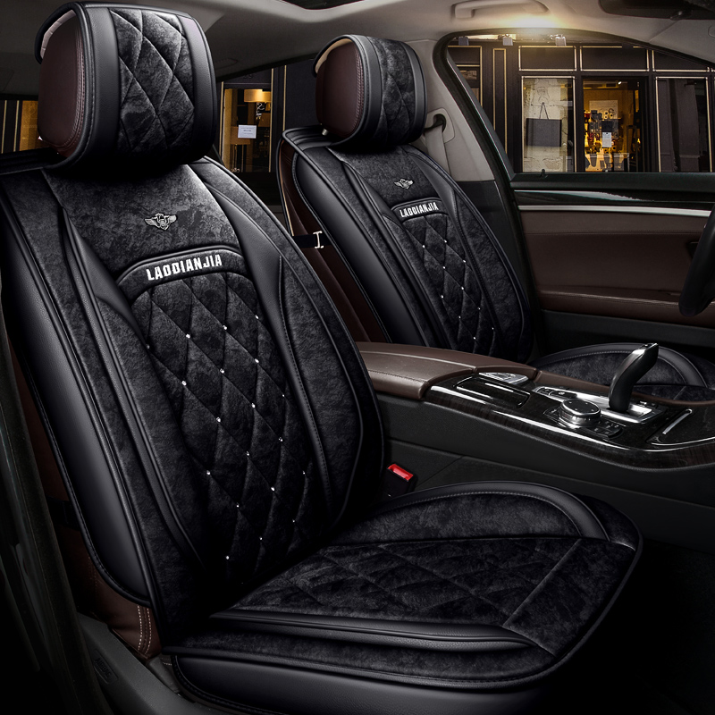 2019 Fashion Winter Plush Car Seat Cover Cushion For Cadillac Ats Cts Xts Srx Sls Escalade Series Car Pad,auto Seat Cushions Free Shipping Delicious In Taste
