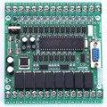 Panel de control industrial PLC controlador lógico programable interno FX_20MR 20MT 51 microcontrolador