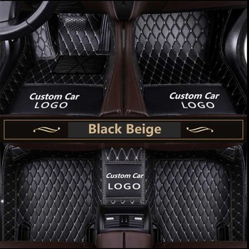 For BMW 3 Series E90 E92 E93 2005-2011 luxury custom Car Floor Mats Auto 3D Carpets Waterproof Mat Floor Pad Floor Car Floor Mat for honda civic left drive firm pu leather full car floor mats black grey beige non slip custom made waterproof carpets page 7