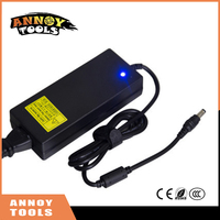 High Performance Switching Power Adapter DC 12V 5A LCD Monitor Power AC100 240V LED Transformers FCC