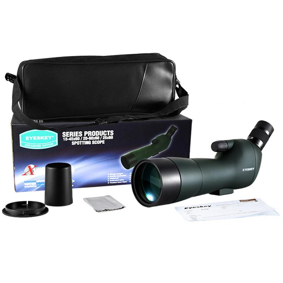 Eski 60 fois vue paysage télescope oiseau cible Zoom monoculaire faible luminosité Vision nocturne EK haute définition