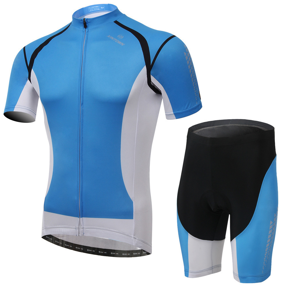 XINTOWN Summer Cycling Clothing Black Bike Wear Mens Cycling Jerseys Ropa Ciclismo Bicycle Short Clothes Summer Riding Uniforms xintown men s cycling clothing bike ropa ciclismo suit bicycle jerseys