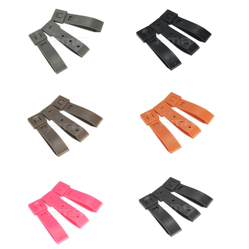 3 Inch Long Tactical Molle System Malice Clips Strap High Quality Durable TB1032